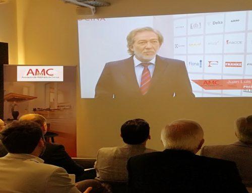 """Juan Luis Salvador (AMC): """"Tras la COVID-19, en las viviendas primarán los espacios abiertos y multifunción"""""""