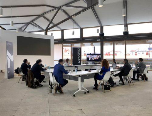 AMC participa en un desayuno de trabajo de INMOMAT