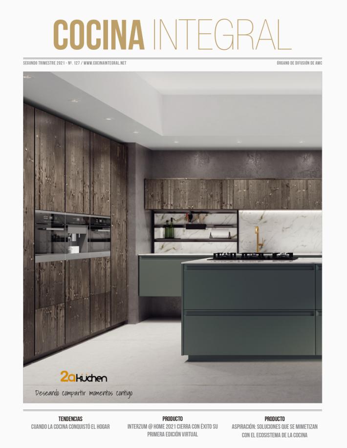 Cocina Integral Nº 127 - AMC - Asociación Mobiliario de Cocina