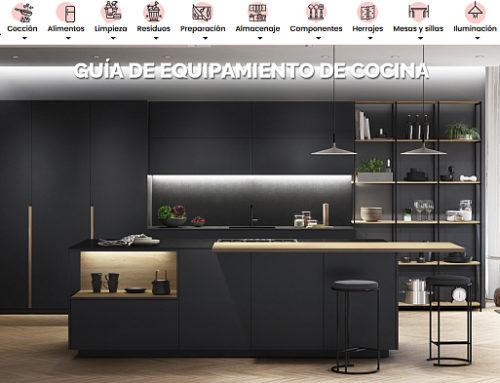 AMC presenta su Guía de Equipamiento de Cocina