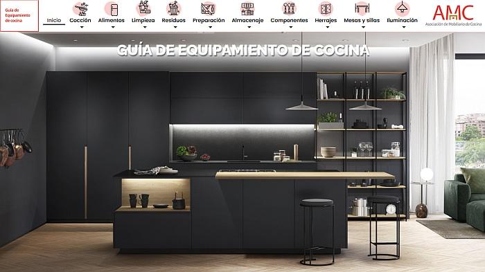 Guía de Equipamiento de Cocina - AMC - Asociación Mobiliario de Cocina