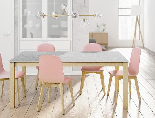 Mesas y sillas para una cocina más cómoda y práctica